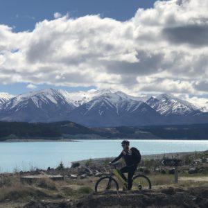 Biking the South Island