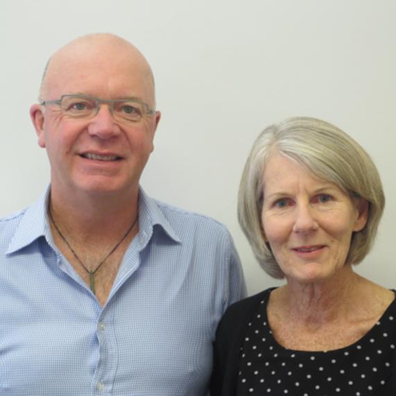 John and Rosanne C&L Tours Tour Manager