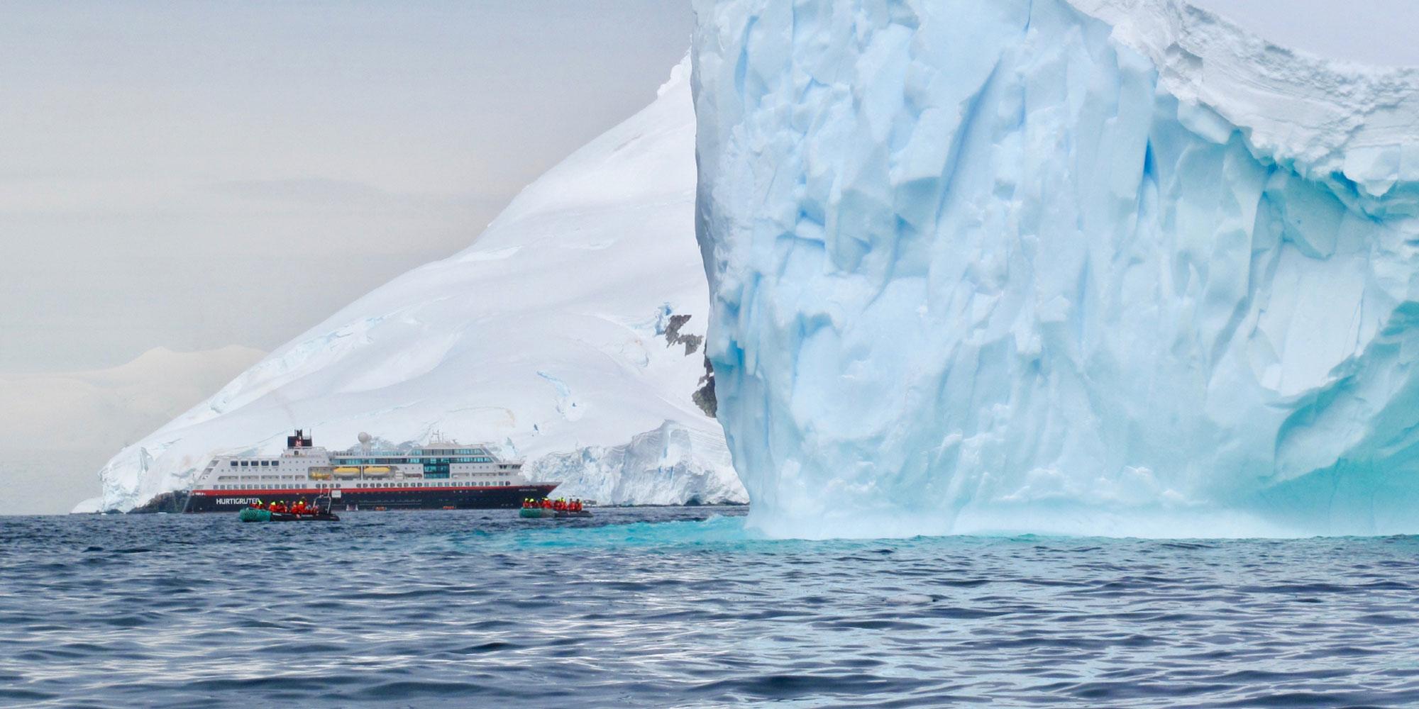 Calder and Lawson Tours - Antarctica