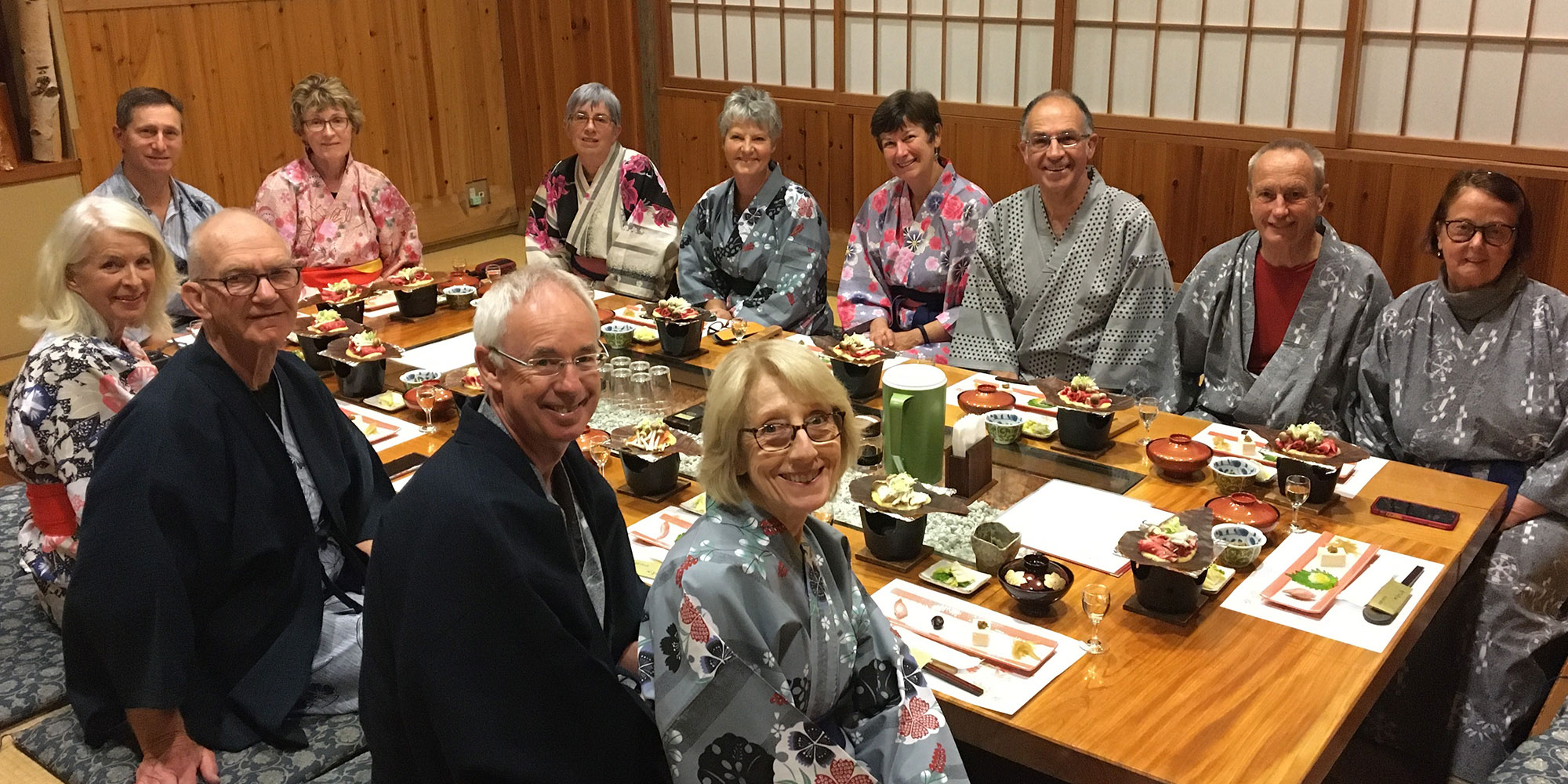 Calder and Lawson Tours - Discover Japan